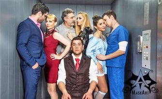 """Премиерната комедийна постановка """"Направо от асансьора"""" - на 30 Април, в Дом на културата """"Борис Христов"""""""