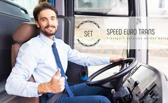 Транспортиране на пратка до 20кг от адрес в София или Благоевград до адрес в Унгария, Австрия или Германия, или обратно, от Speed Euro Trans