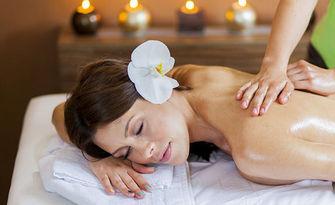 """Ароматерапевтичен масаж """"Майска наслада"""" на цяло тяло, от Студио за масаж Relax and Dream"""