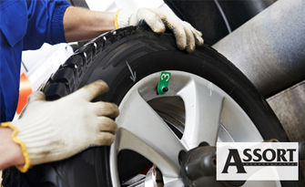 За автомобила! Смяна на гума с монтаж, демонтаж и баланс, от Автоцентър Асорт