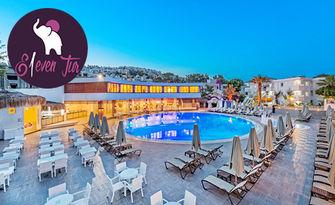 Майска приказка в Бодрум! 7 нощувки на база All Inclusive в хотел Bendis Beach 4*, от Eleven Tur Bg