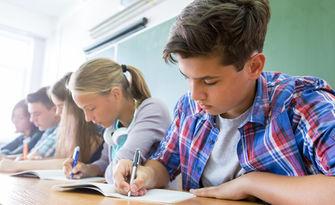 2 онлайн пробни изпита за ученик в 7 клас - по Математика и по Български език и литература, от Математическо школо