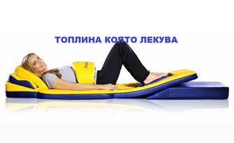 Лечебен масаж на гръб, кръст и ръце, плюс масаж на глава и термомасаж на цяло тяло, от Студио Маги
