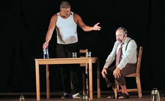 """Руслан Мъйнов, Мария Сапунджиева и Ненчо Илчев в комедията """"Направихте ме на луд"""" - на 10 Май от 18:30ч, в Театър """"Сълза и смях"""""""