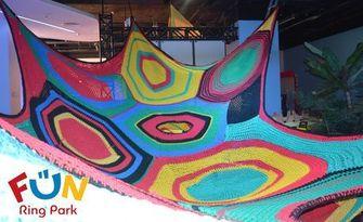 Детско парти във Fun Ring Park Sofia Ring Mall! 2 часа и половина забавление с ползване на атракциони, ледена пързалка и меню