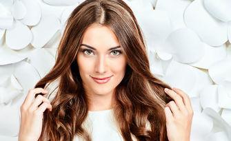 Прекрасна коса! Измиване, подстригване, маска и ампула с арган, или възстановяваща терапия с кератин и топла преса, от Lorein Hair & Beauty