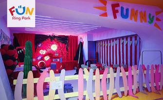 Детско парти във Fun Ring Park Sofia Ring Mall! 2 часа и половина забавление с ползване на атракциони, аниматор и тематична украса