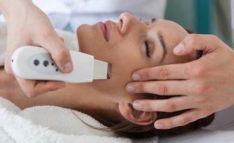 Дълбоко почистване на лице с Histomer - механично или с ултразвукова шпатула, от Студио Cosmopolitan