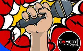 """Кулминацията на Фестивала на комедията! Шоуто """"Stand Up Революция"""" на 15 Октомври в Зала 1 на НДК"""