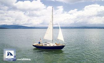 2 часа разходка с яхта по язовир Искър, от Яхт клуб Sail with me
