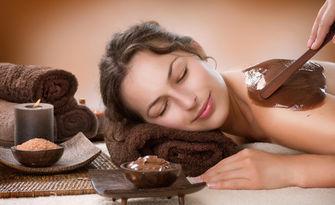 """75 минути релакс! SPA терапия """"Рио де Женейро"""" с пилинг, масаж на цяло тяло и чаша кафе, от Evia Spa & Wellness"""