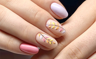 Маникюр с гел лак и 2 декорации, без или със изграждане на нокти с гел, от Nails by Julieta Ruseva