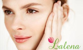 Карбокси CO2 терапия за лице и шия, плюс химичен пилинг, масаж и алго-маска, от Козметично студио Lalena