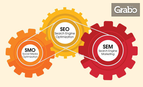 """Двумесечен онлайн курс """"Маркетинг, реклама и оптимизация на сайтове"""""""
