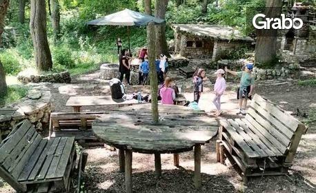 Двуседмичен детски селски лагер за деца
