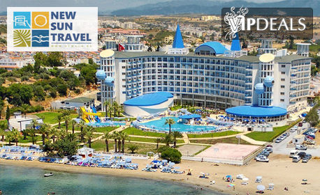 Ранни записвания за почивка в Дидим през Май! 5 нощувки на база All Inclusive в хотел Buyuk Anadolu Didim Resort 5*