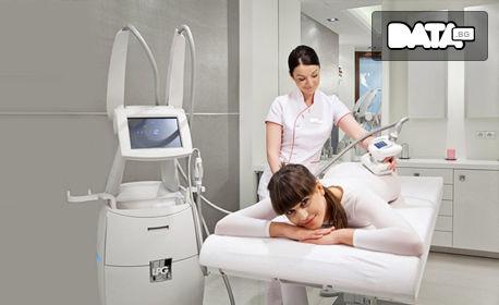 LPG терапия с Cellu M6 Кeymodul - на лице, шия и деколте или на проблемни зони от тялото
