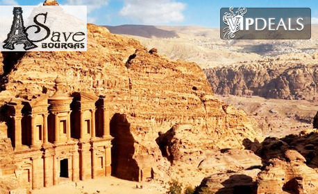 Посети Витлеем, Петра, Акаба, Кайро и Ларнака! Екскурзия със 7 нощувки със закуски и вечери, плюс самолетен транспорт
