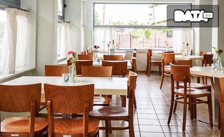 Почивка на Халкидики! 7 нощувки със закуски и вечери в Хотел Marialena, Касандра