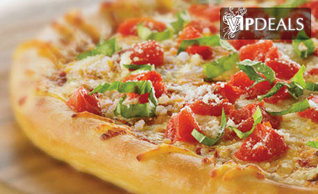 Голяма пица и палачинка, по избор