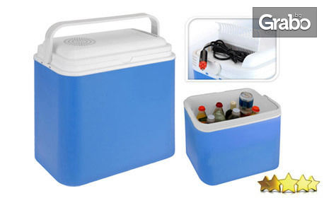 Електрическа хладилна чанта за автомобил