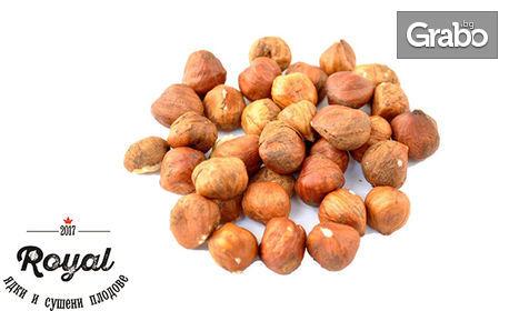 Здравословно хапване! 5 кутии фурми, 1кг суров или печен лешник или 1кг био какаови зърна