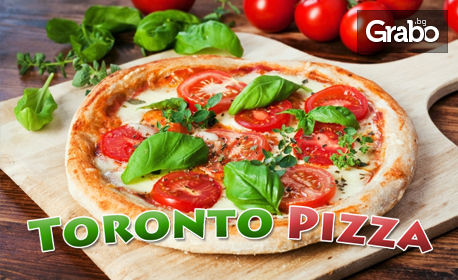Хрупкава пица по оригинална канадска рецепта