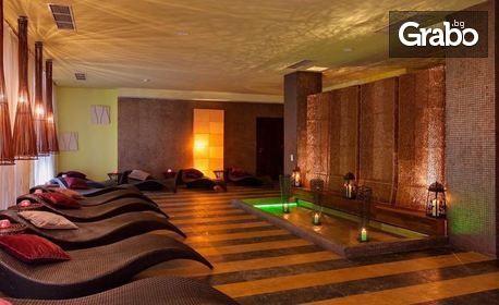 SPA релакс в Слънчев бряг! Ориенталски пилинг и масаж на цяло тяло в турска баня
