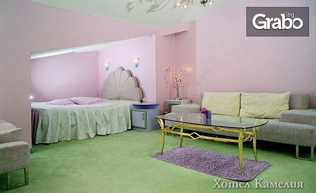 Релакс за двама във Варна! 1 нощувка в двойна стая, студио или апартамент