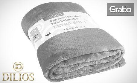 Одеяло Extra Soft в цвят по избор или Cashmere Softness в цвят крем