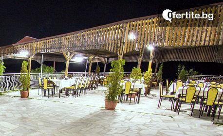 Нова година в Сърница - на брега на язовир Доспат! 2 или 3 нощувки със закуски и вечери, една от които празнична