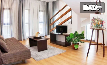 През Май и Юни в Банско! Нощувка в апартамент за четирима
