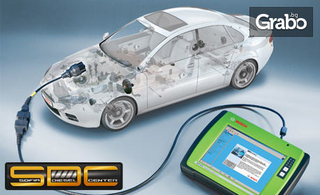 Диагностика на автомобил с Common Rail дизелова горивна система