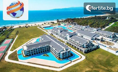 Морска почивка в Кушадасъ през 2019! 5 нощувки на база Ultra All Inclusive в Хотел KoruMar Ephesus Resort