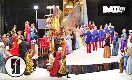 """Операта """"Бохеми"""" от Джакомо Пучини - на 20 Септември"""