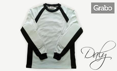Мъжка спортна блуза с дълъг ръкав Dinsport