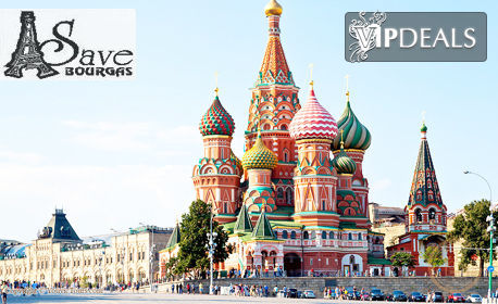 В Стокхолм, Хелзинки, Санкт Петербург, Москва и Будапеща! 9 нощувки, 8 закуски, 5 вечери и самолетен и автобусен транспорт