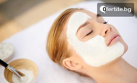 Терапия за лице с мезококтейл - за корекция на мимически бръчки