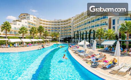 Почивка в Кушадасъ през Септември! 5 или 7 нощувки на база Ultra All Inclusive в хотел Sealight Resort*****