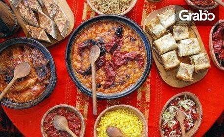 Вземете меню с 9 постни ястия за Бъдни вечер