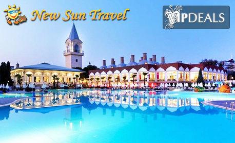 За Великден в Анталия! 5 нощувки на база Ultra All Inclusive във Venezia Palace De Luxe Resort*****