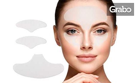 Цялостна грижа за лице и шия с почистване, лифтинг терапия или масаж по избор - кинезитейп, миофасциален или гуаша