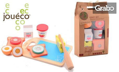Детски комплект за рязане Jouéco