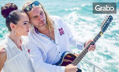 """CD албум """"Great Love Duets"""" в изпълнение на Калки и Мартина Табакова"""