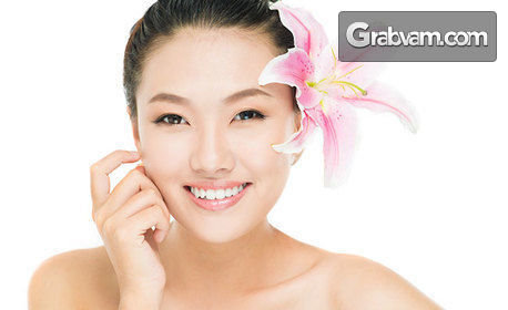Биолифтинг на околоочен контур и дълбоко почистване на лице, или RF лифтинг на лице, шия и деколте