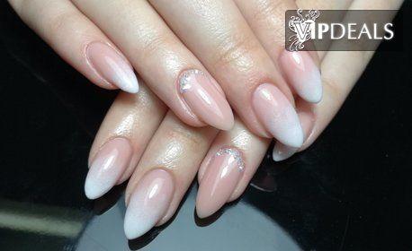 Маникюр с лак или гел лак, поставяне на гел върху естествени нокти или ноктопластика