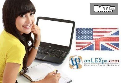 Двумесечен онлайн курс по английски език, плюс IQ тест