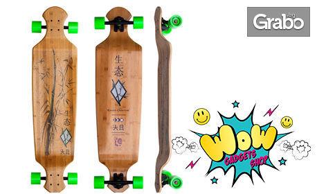 Лонгборд Drop Deck 43'' на Kahuna Creations в цвят по избор