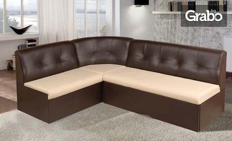Кухненски диван или холов ъгъл, модел по избор