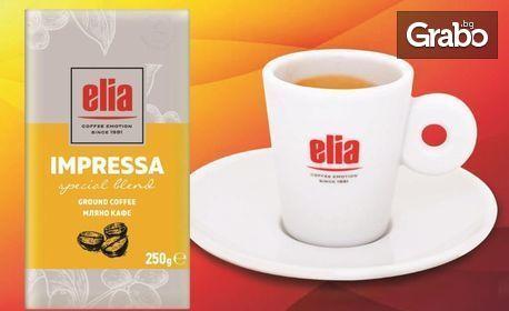 Мляно кафе Elia, бленд по избор